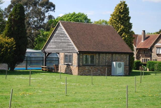 Out house, Holbrook Farm