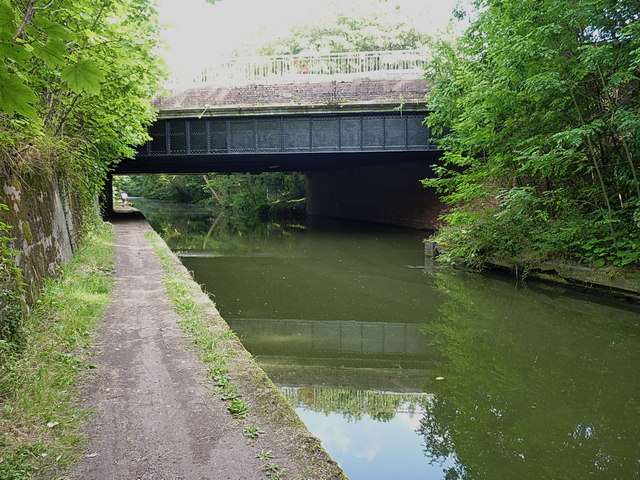 Stockfield Road bridge over the Grand Union canal