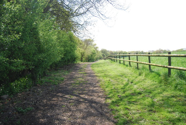 Bridleway, Holbrook Farm