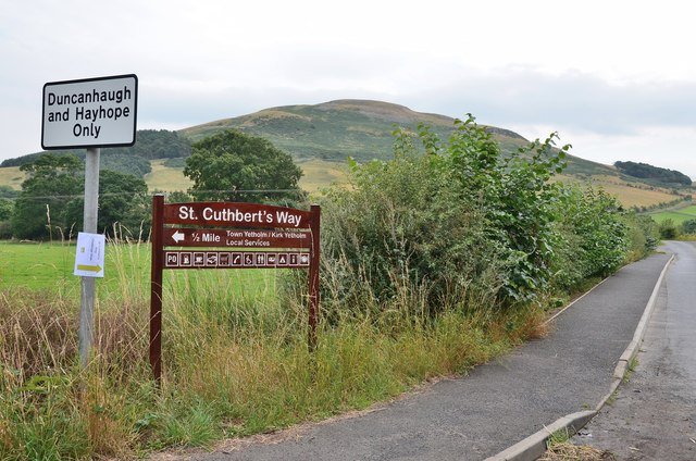 Alternative attractions near St Cuthbert's Way