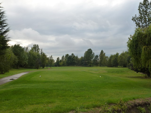 The 10th tee on The Lodge Course