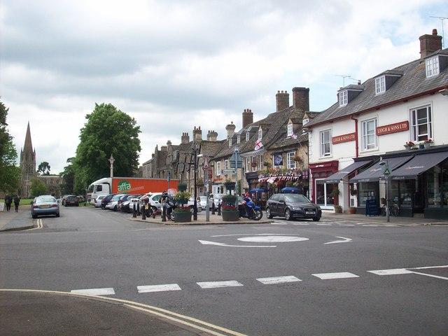 Market Square, Witney