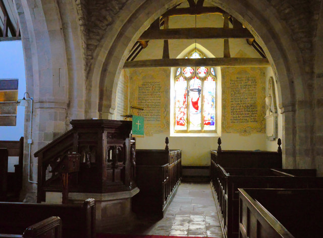 Holy Trinity, Wistanstow