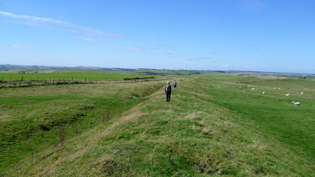 Walking the Dyke