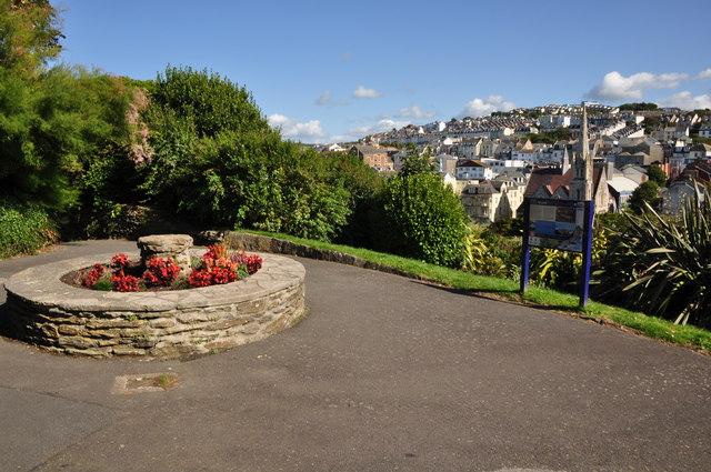 Ilfracombe : Jubilee Gardens