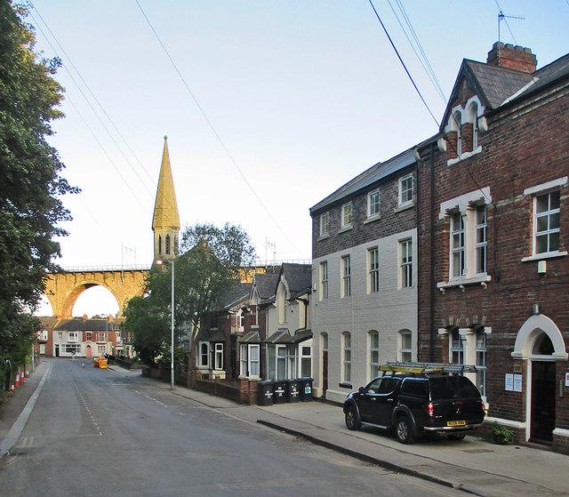 Durham: Waddington Street