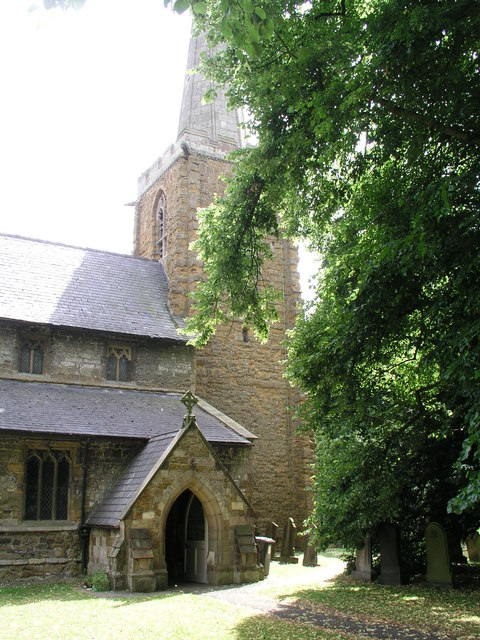 Ulceby, St Nicholas' church