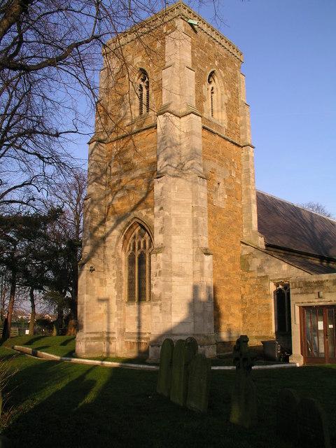 Keelby, St Bartholomew's church