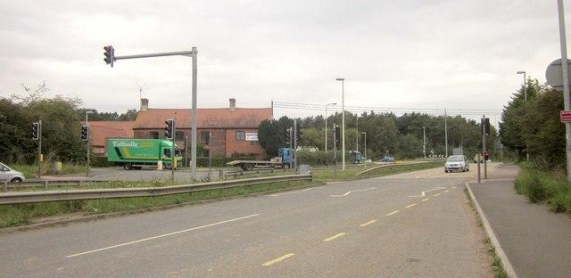 Junction, Sandy Gate