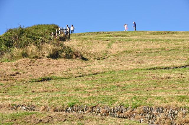 Ilfracombe : Capstone Hill