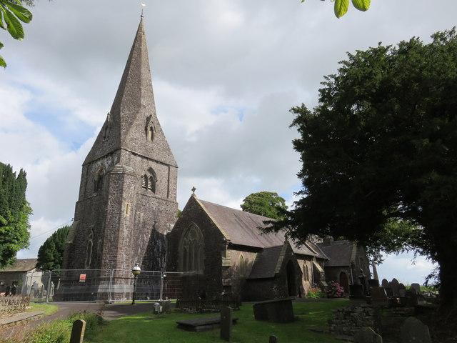 St Twrog's Church, Llanddarog