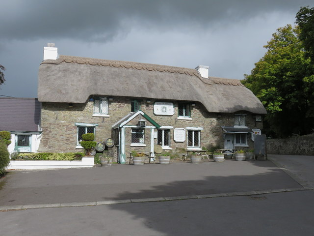 White Hart Thatched Inn and Brewery Llanddarog