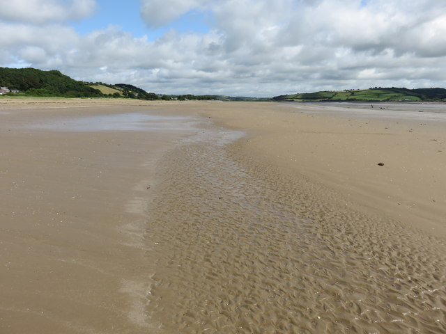 Beach at Lansteffan