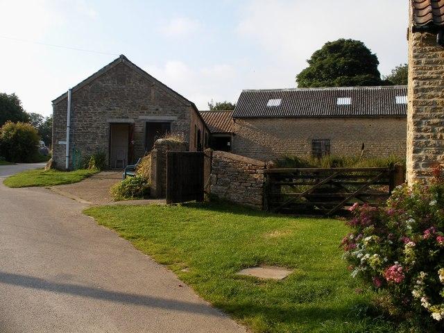Outbuildings High Yedmandale Farm