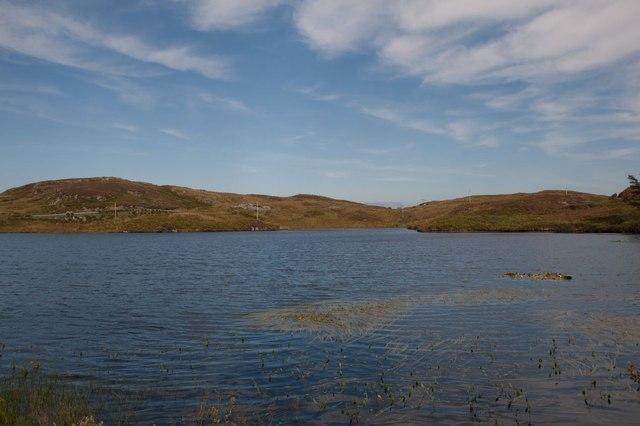 Turraman Loch, Colonsay