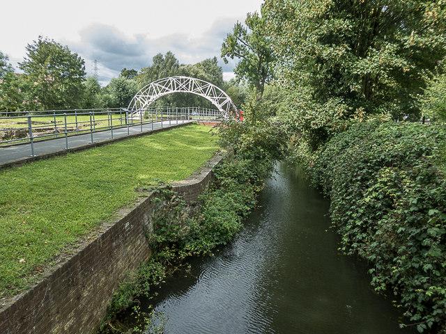 Canal, Royal Gunpowder Mills, Waltham Abbey