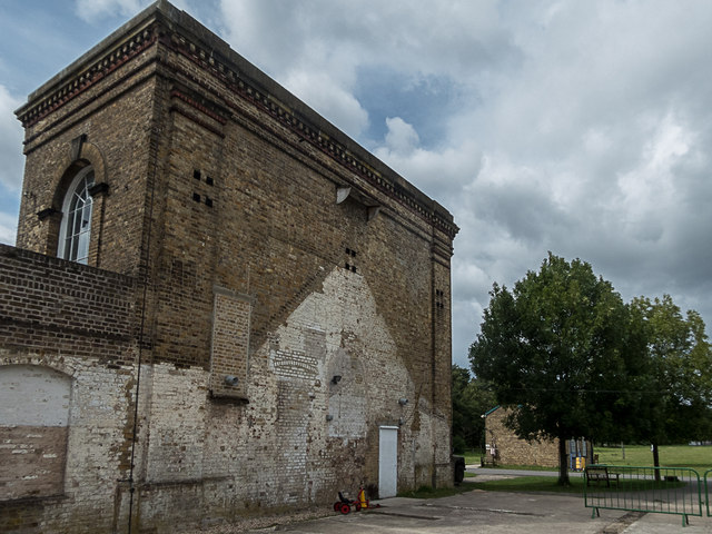 Building, Royal Gunpowder Mills, Waltham Abbey