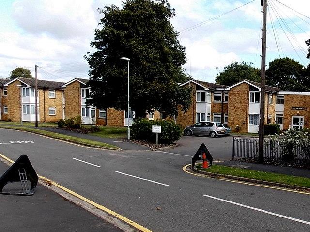 Wilton Court,  Melton Mowbray