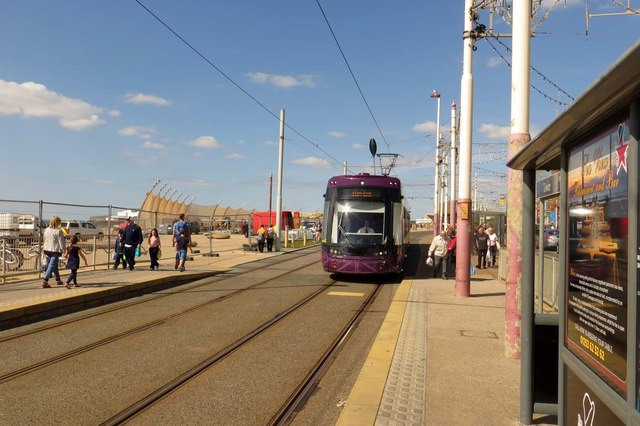 Tram to Starr Gate