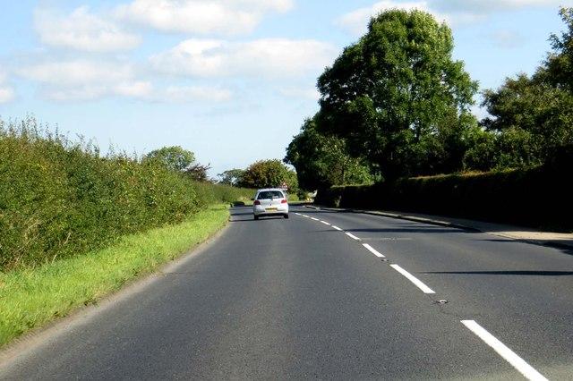 Garstang Road to Churchtown