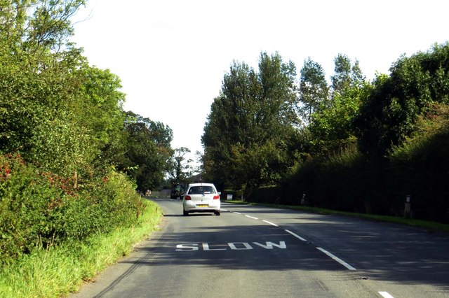 Tarnacre Lane to Churchtown
