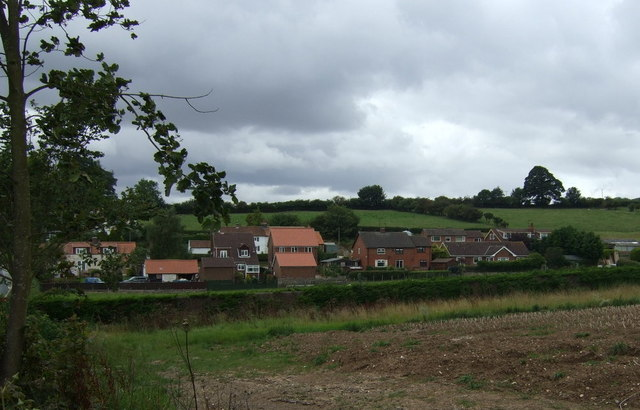 Farmland towards Boynton Village