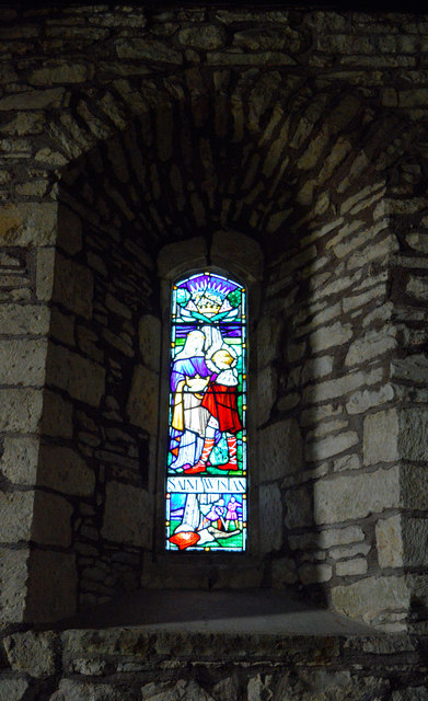 St Wistan, by Margaret Rope