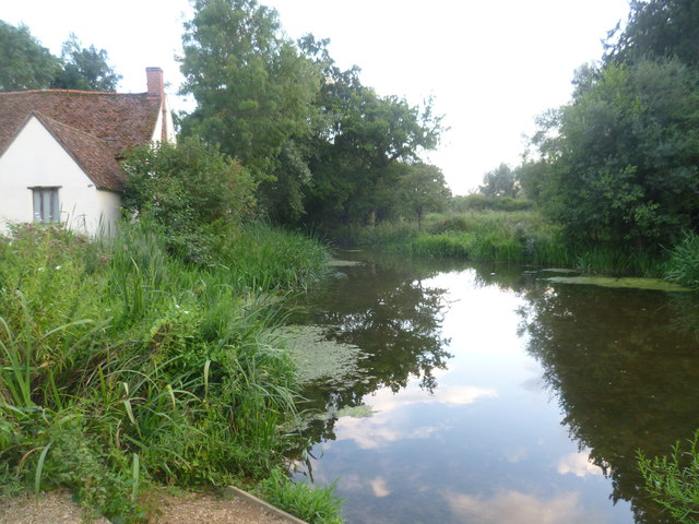 Location for The Hay Wain