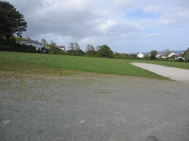 Gorran Haven car park