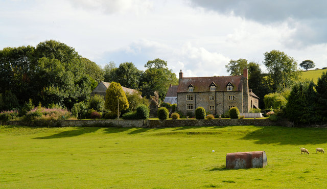 Castle Farm, Cheney Longville