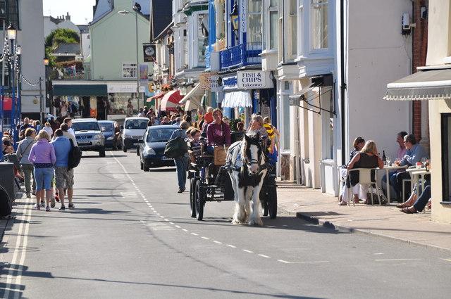 Ilfracombe : The Quay
