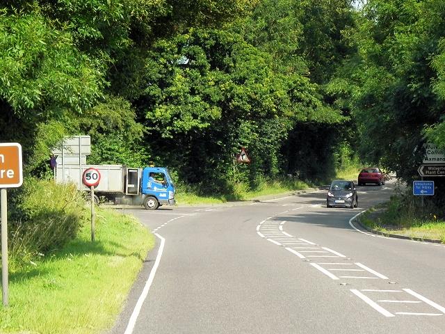 A339 near Wolverton