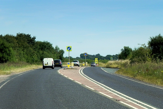 Southbound A339