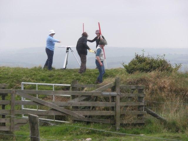 Archaeological survey, Chapman Barrows
