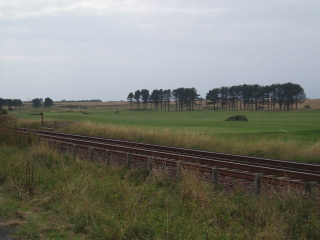 Arbroath Golf Course