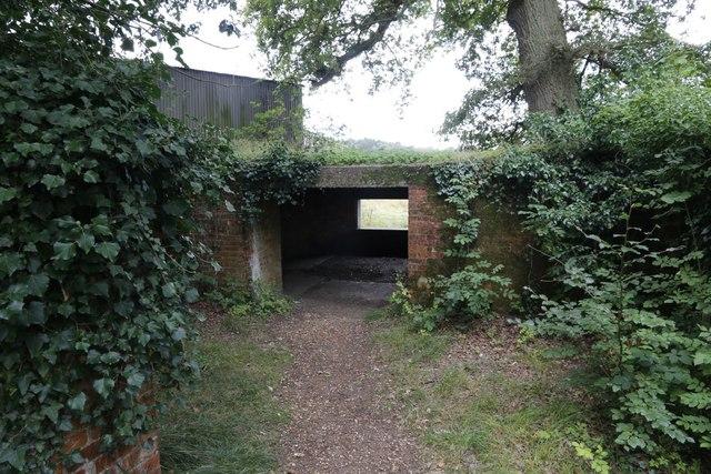 Type 28 Entrance