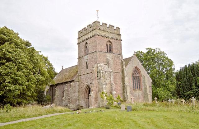 St Mary, Bromfield