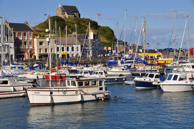Ilfracombe : Ilfracombe Harbour