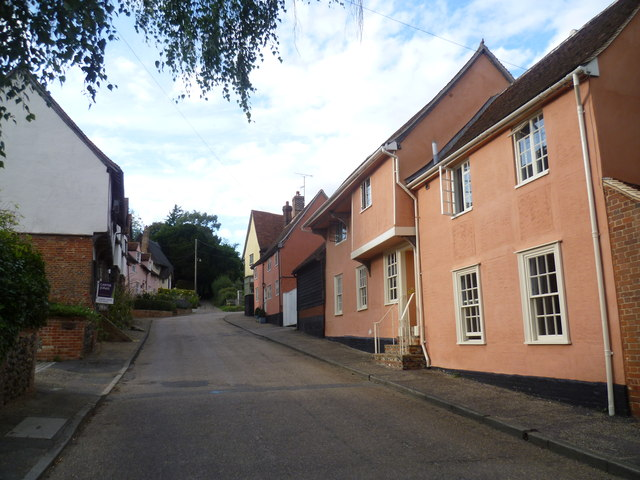 The Street at Kersey
