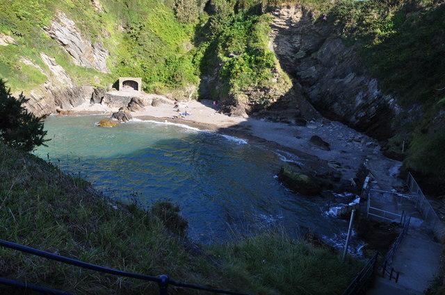 Ilfracombe : Rapparee Cove