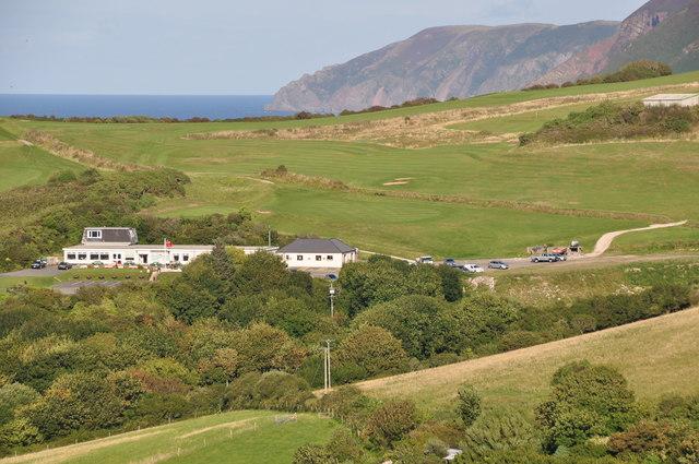 North Devon : Ilfracombe Golf Club