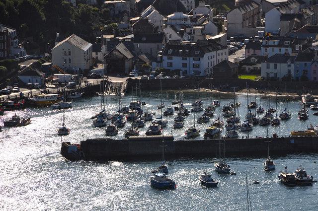 North Devon : Ilfracombe Harbour
