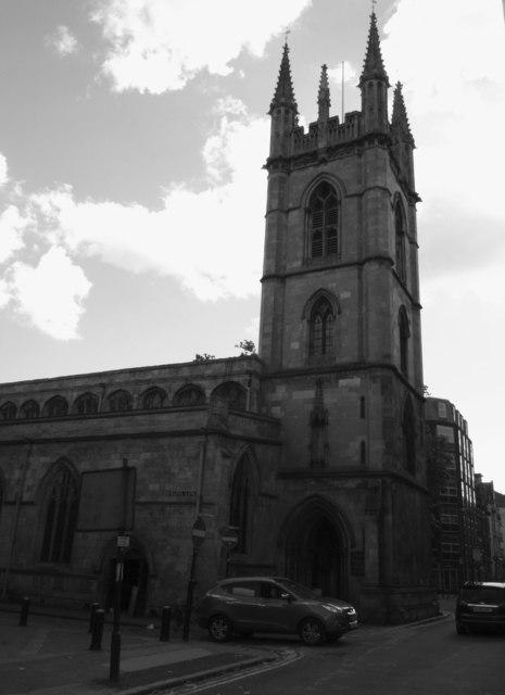 St Mary the Virgin Church, Hull