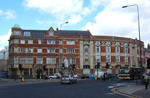 The City Hotel, Hull