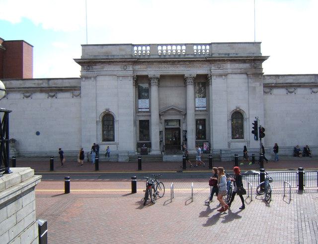 The Ferens Art Gallery, Hull