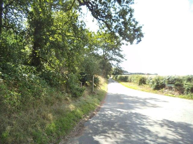 White Hill Farm View