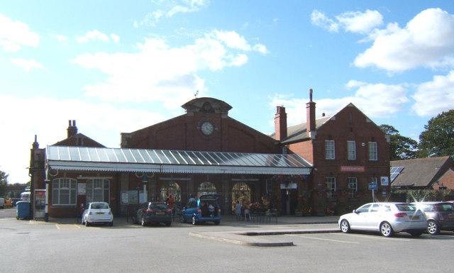 Bridlington Railway Station