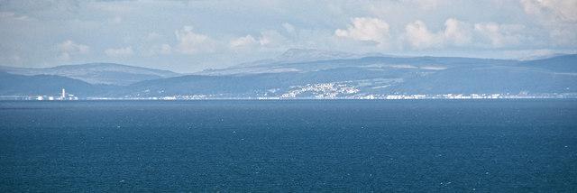 North Devon : Bristol Channel & Welsh Coastline