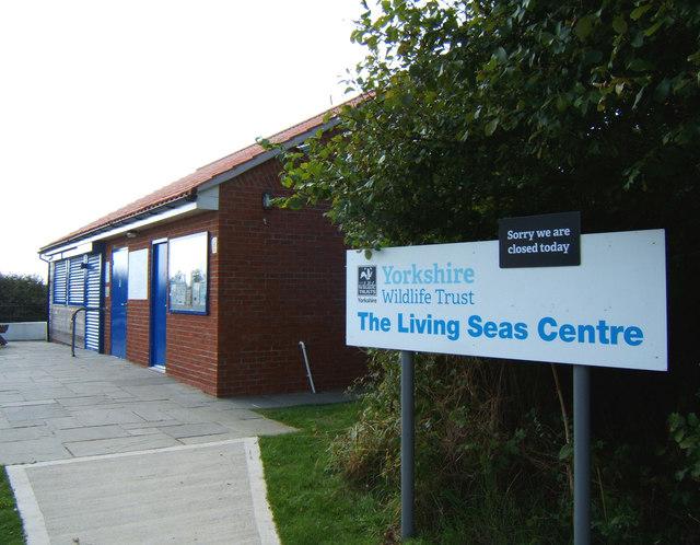The Living Seas Centre, South Landing