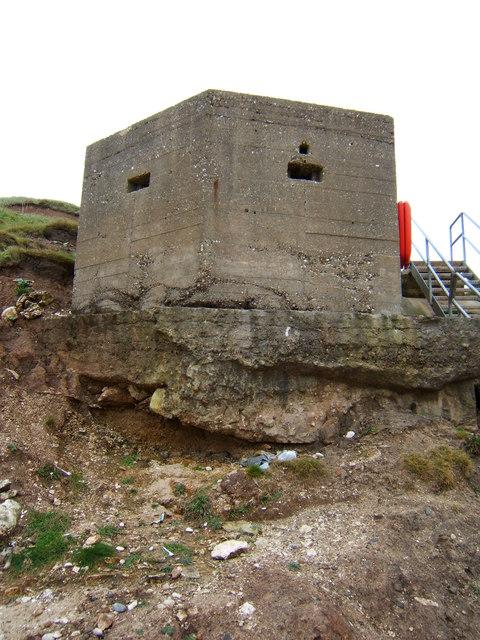 Pillbox, Thornwick Bay